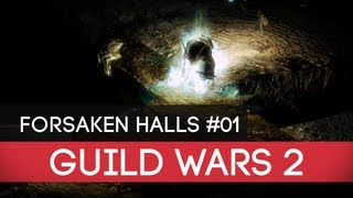 Guild Wars 2 - Forsaken Halls Part 01