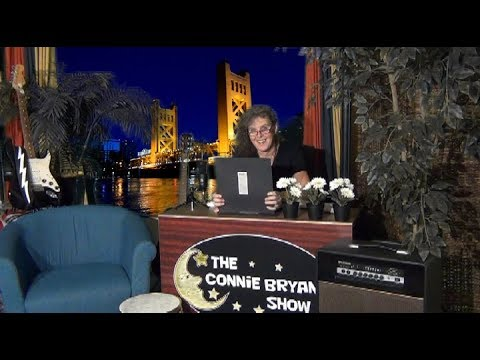 The Connie Bryan Show Sept 2017: Comedy Oakland