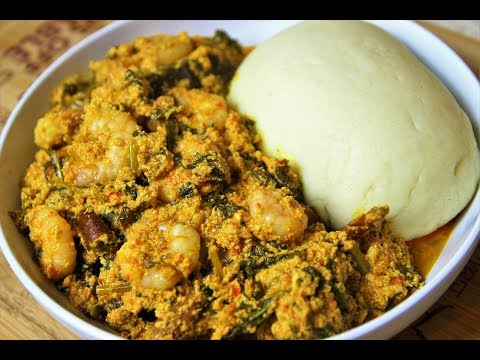 HOW TO MAKE FUFU | Nigerian Food Recipes