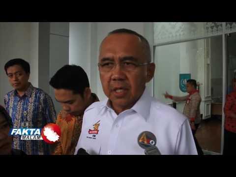 Gubernur Riau Sambut Kedatangan Wakil Menteri ESDM