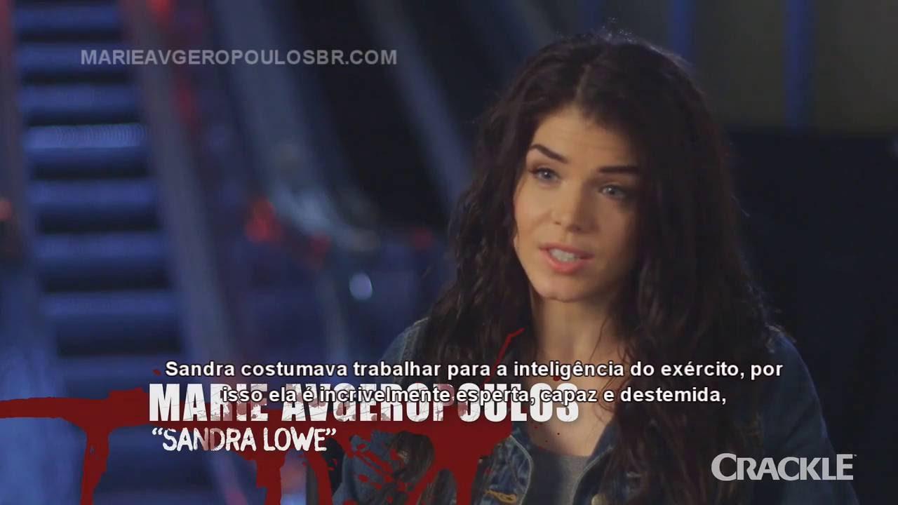 Legendado Marie Avgeropoulos Fala Sobre Sua Personagem Em Dead