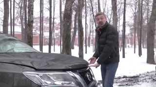 рассказ Nissan Pathfinder