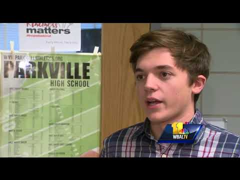 : Parkville students learn cybersecurity in specialized program