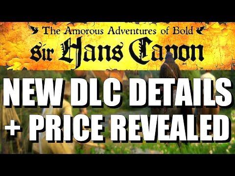 Hans Capon DLC Price Revealed + New DLC In Development | Kingdom Come Deliverance