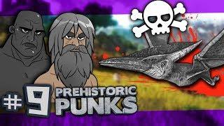ARK Prehistoric Punks #9 - Ben Gets a Taste of Real ARK
