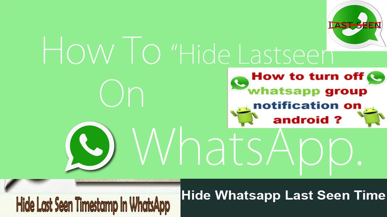 Kaishe Hide Online Status On Whatsapphow To Turn Off