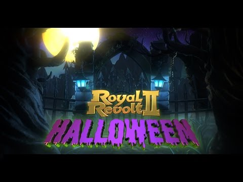 Royal Revolt 2 - This Is Halloween!