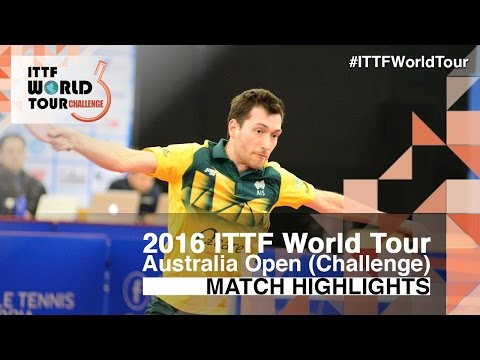 2016 Australian Open Highlights: Yuki Morita vs David Powell (R32)