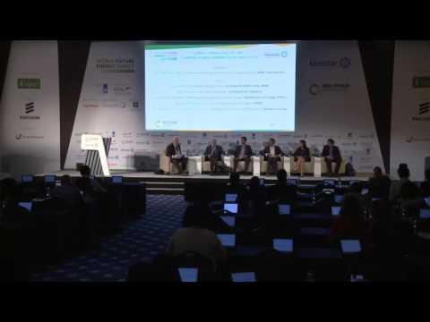 ClimateChangeAndTheUAE ChartingAwayForwardAfter ParisCOP21 | WFES Conference