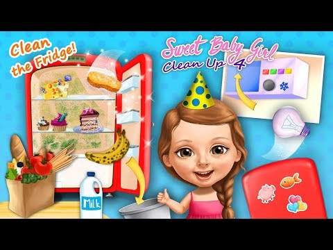 Sweet Baby Girl For Pc - Download For Windows 7,10 and Mac