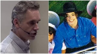 Jordan Peterson describes Michael Jackson