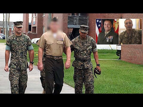 Arrested: Marine Officer who Blasted Leaders over Afghanistan Now in Brig