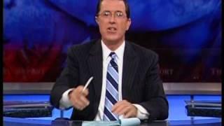 Video The Colbert Report - Greetings NASA download MP3, 3GP, MP4, WEBM, AVI, FLV November 2017