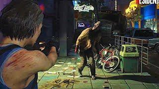Resident Evil 3 Remake Gameplay (2019)