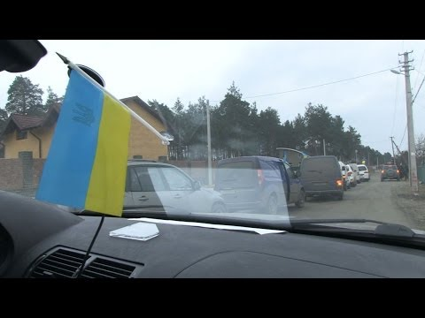 Житомирський Автомайдан відвідав