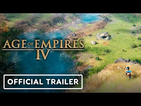Age of Empires 4 - Official Gameplay Trailer