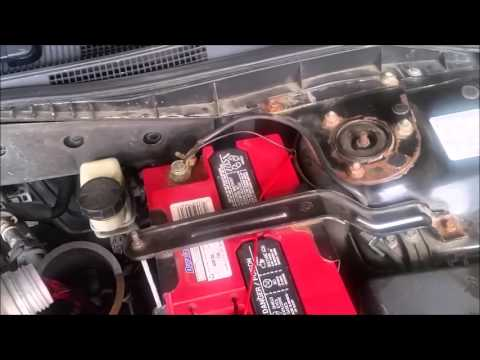Fixing jerky  automatic transmission and hesitation in acceleration   2006 Mazda 6