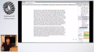 Responsive Typography - Talk.CSS #6