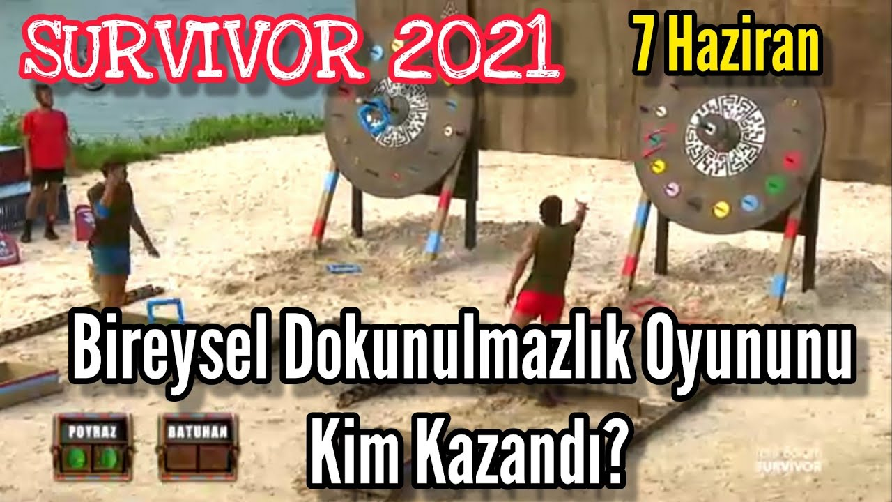Survivor Panorama 140. Bölüm   07 Haziran 2021