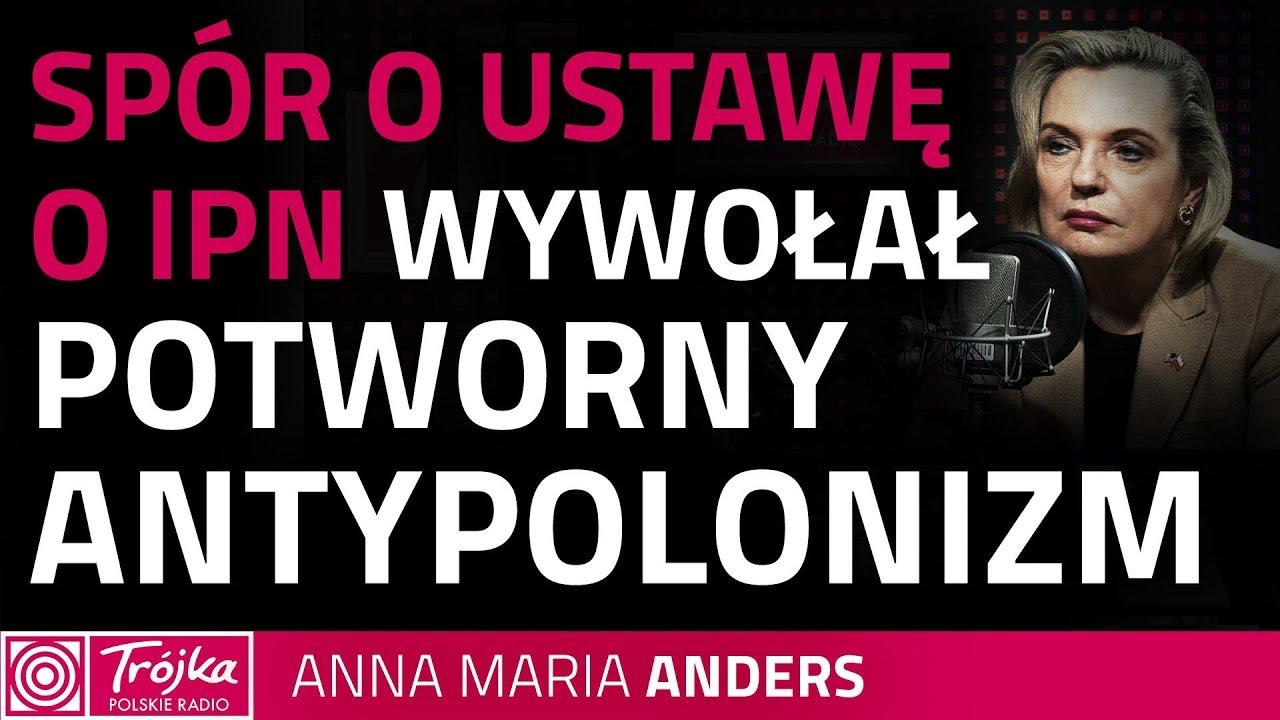 Anna Maria Anders: mama nadzieję, że spokojne rozmowy z Izraelem doprowadzą do porozumienia