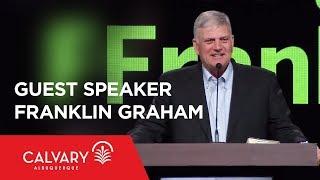 A Repentant Heart - Luke 13:1-5 - Franklin Graham