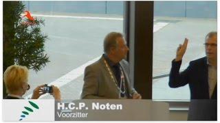 Dalfsen: Raadsvergadering van 15 mei 2017 - W. Massier