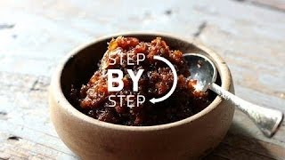 Bacon Jam Recipe, Recipe For Bacon Jam, How To Make Bacon Jam, What Is Bacon Jam?