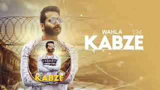 Kabze | Wahla Feat. Kahfir | Official Lyrical | LosPro