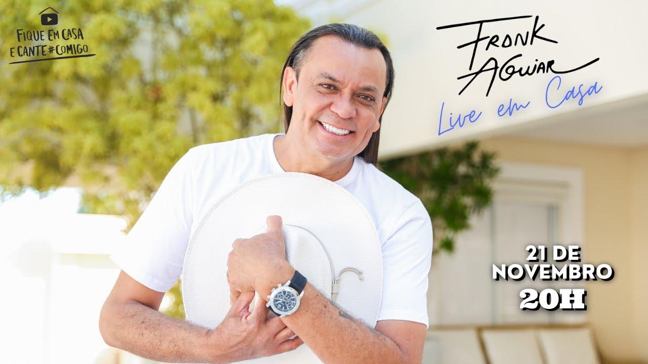 Live Frank em Casa | #FiqueEmCasa e Cante #Comigo