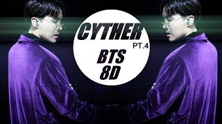 Video BTS (방탄소년단) – CYPHER PT.4 [8D USE HEADPHONE] 🎧 download MP3, 3GP, MP4, WEBM, AVI, FLV Mei 2018