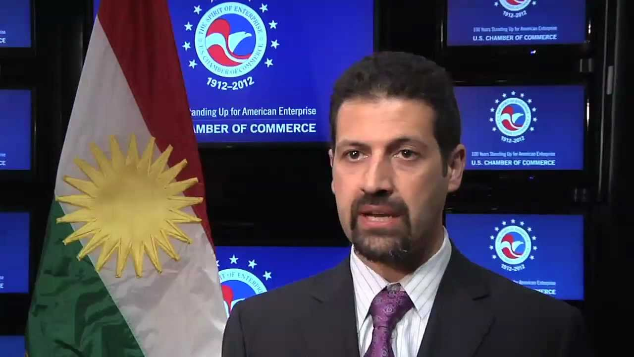 U S  Business Opportunities in the Kurdistan Region of Iraq -- Qubad  Talabani