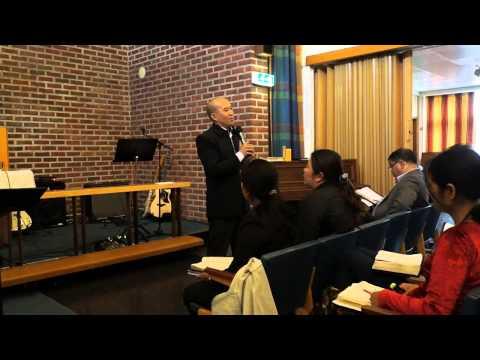 Rev. Hoi Cung Tum biahalnak 1, IBC Sandnes Norway- 22- 07- 15