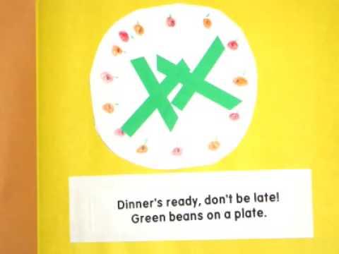 Dinner's Ready Word Ladder (Grades 4