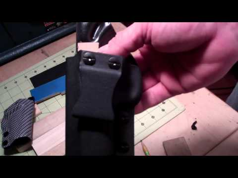 DIY Holster Clip by MULTI HOLSTERS