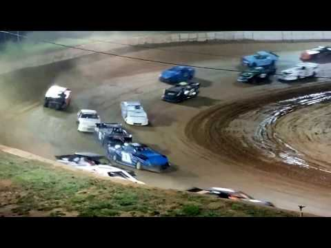 Pony Easter Feature @ Wartburg Speedway (4-15-17)