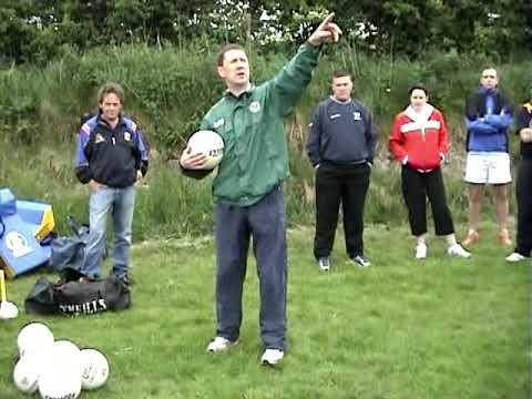 Jack O Connor Coaching Session In Kilbride GAA Club Roscommon
