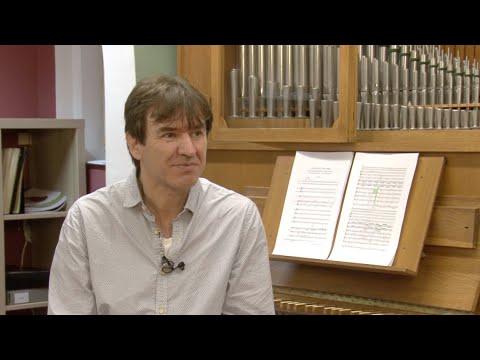 Entrevista a Xavier Puig, director de l'Orquestra Simfònica del Vallès