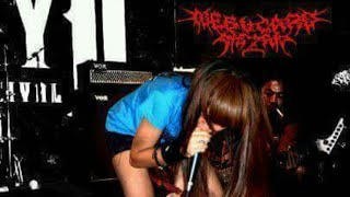 Anoman Obong Versi Death Metal by Nebucard Nezar (cover)