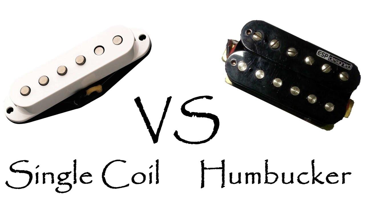 single coil vs humbucker youtube. Black Bedroom Furniture Sets. Home Design Ideas