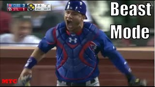 MLB Catchers Making Perfect Throws Compilation