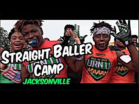 🔥🌴 Straight Baller Camp (Jacksonville) feat. many of the Top 7th & 8th Grade Players in Florida