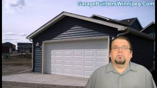 Garage Builders Winnipeg | (204) 800-5281