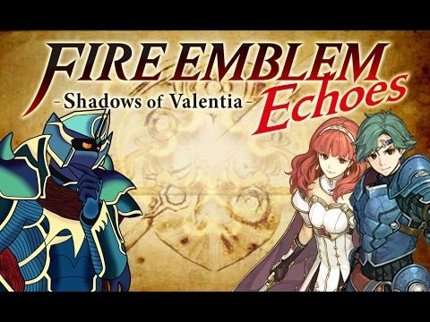 BlazingRant: How Will Fire Emblem Echoes Affect The Future Of The Series?