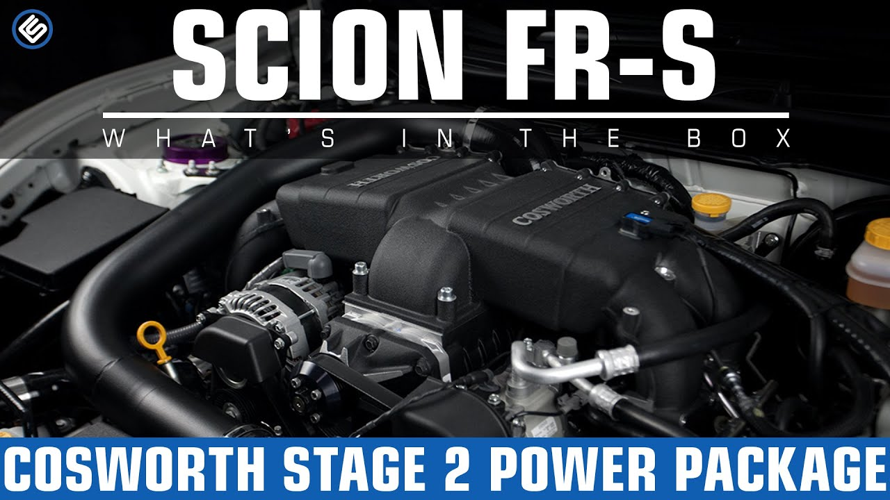 Cosworth stage 2 power package 2013 brz fr s install review youtube