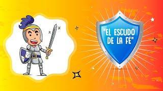 """CDL Kids: El Escudo de la Fe (Serie """"Guerreros de luz"""")"""