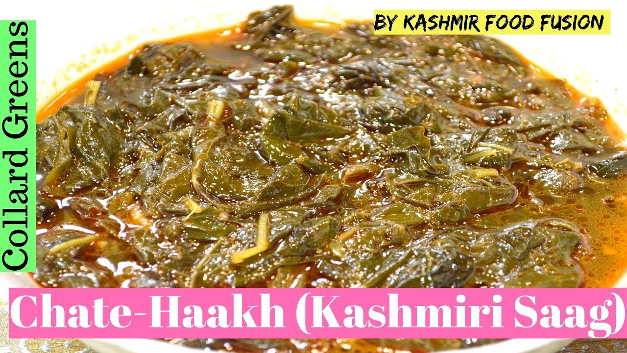 Kashmiri chat