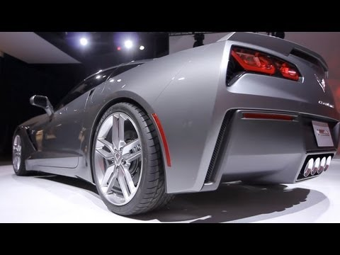 Part 2 of 2 of The Interview Series @ 2014 Chevrolet Corvette Stingray / Z51 - CAR and DRIVER