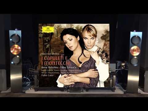 Arcam P49 Power Il Capuleti Live Recorded Amplifer Review + Kef Meridian SVS JPlay P 49