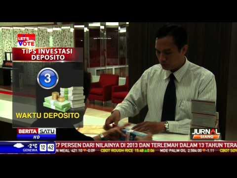 Tips Berinvestasi dalam Bentuk Deposito
