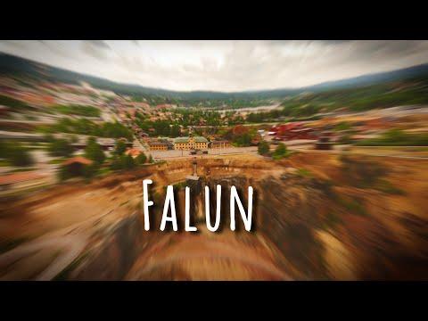 Falun Copper Mine Sweden Sverige DJI Mavic